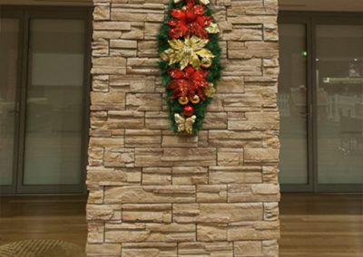 Wreath at Crown Plaza Newcastle