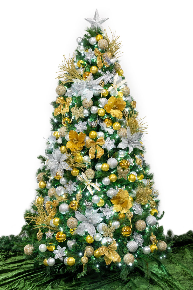 , Deluxe Decoration Package, Christmas Tree Hire