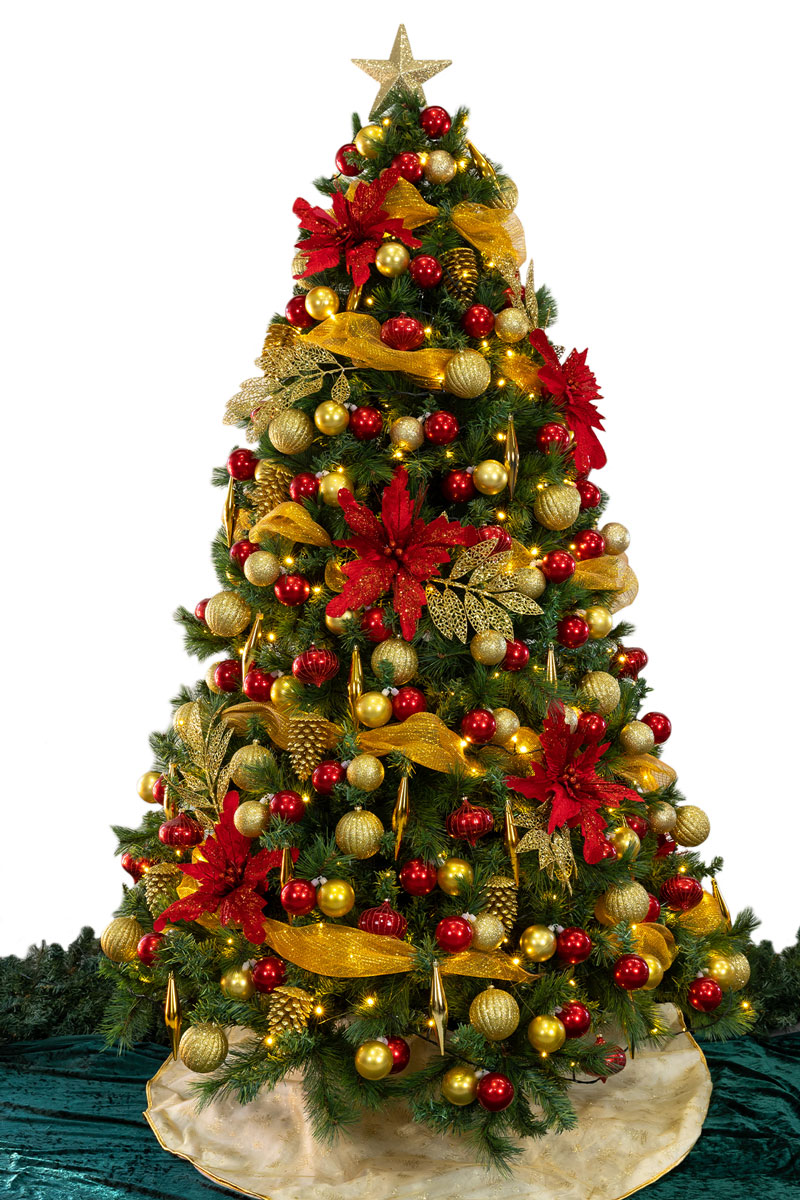 , Standard Decoration Package, Christmas Tree Hire